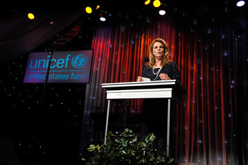 Queen Noor 2011 UNICEF Ball Presented by Baccarat