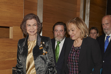 Queen Sofia 'Painting and Sculpture' Awards in Madrid