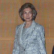 Queen Sofia Queen Sofia Delivers Reina Sofia Foundation Scholarships To Investigate Alzheimer