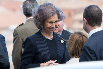 Queen Sofia Queen Sofia Attend the Awards of the Real Foundation of Toledo Ceremony