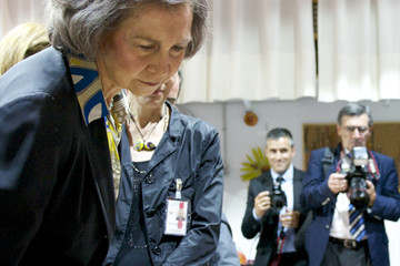 Queen Sofia Queen Sofia Inaugurates Children's Shelter in Albacete