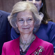Queen Sofia Queen Sofia Attends A Meeting With Board Of 'Reina Sofia' School Of Music