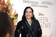 Director Mira Nair attends the Gala Screening of 'Queen Of Katwe' during the 60th BFI London Film Festival at Odeon Leicester Square on October 9, 2016 in London, England.