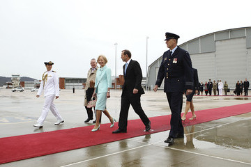 Quentin Bryce Tony Abbott Quentin Bryce Meets with Tony Abbott