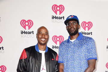 Quentin Richardson The 2020 iHeartRadio Podcast Awards – Red Carpet