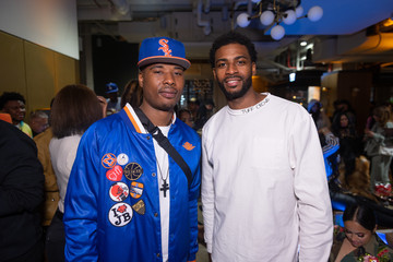 Quentin Richardson Hennessy All-Star Saturday Night With Nas, A$AP Ferg, & Da Baby