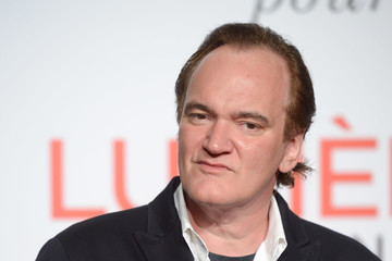 Quentin Tarantino 8th Film Festival Lumiere in Lyon : Opening Ceremony