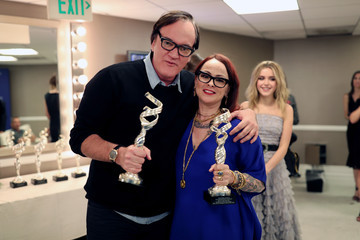 Quentin Tarantino 18th Costume Designers Guild Awards - Backstage and Green Room