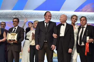 Quentin Tarantino Closing Ceremony - The 67th Annual Cannes Film Festival