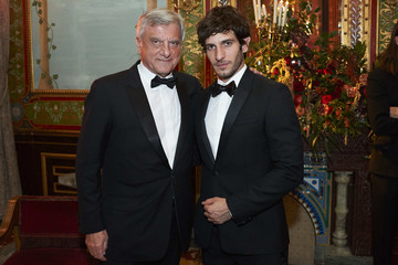 Quim Gutierrez Dior Ball: Party in Madrid