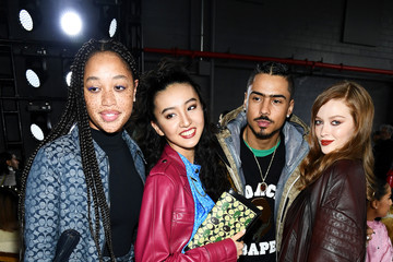 Quincy Brown Coach 1941 - Front Row - February 2020 - New York Fashion Week
