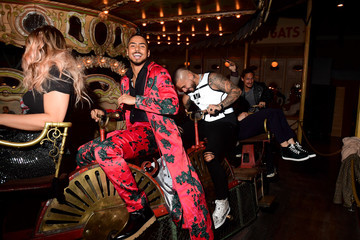 Quincy Brown Christian Louboutin Presents : Loubicircus Party
