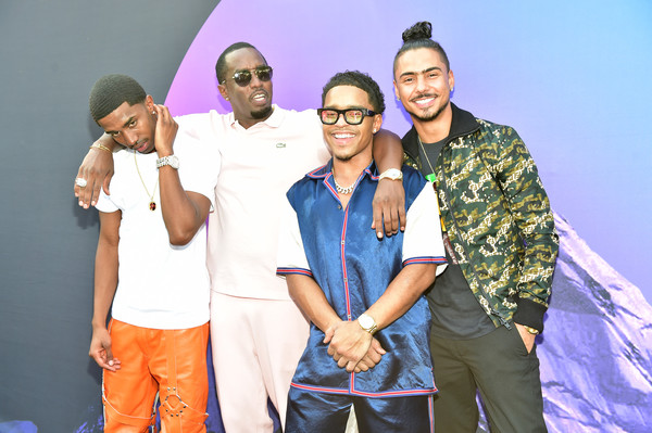 Revolt And AT&T Host Revolt 3-Day Summit In Atlanta – September 14 [social group,youth,fashion,fun,yellow,event,friendship,eyewear,performance,photography,sean ``diddy combs,christian combs,justin combs,quincy,revolt,atlanta,georgia,at t,host revolt,at t summit]