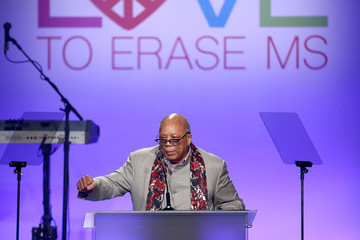 Quincy Jones 24th Annual Race To Erase MS Gala - Show