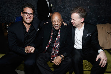 Quincy Jones Universal Music Group's 2018 After Party To Celebrate The Grammy Awards Presented By American Airlines And Citi On January 28, 2018 In New York City - Inside