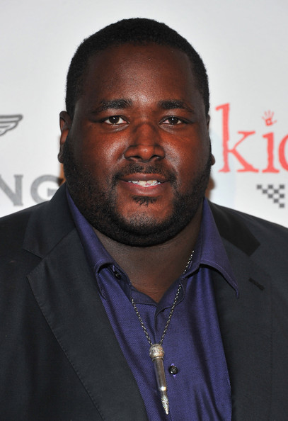 Quinton Aaron Wallpapers Bollywood Actors Quinton Aaron Actor Quinton Aaron Arrives At The Espy
