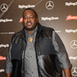 Quinton Aaron Rolling Stone Live: Houston Presented by Budweiser and Mercedes-Benz. Produced in Partnership With Talent Resources Sports. - Arrivals