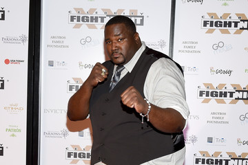 Quinton Aaron Muhammad Ali's Celebrity Fight Night XXI  - Arrivals