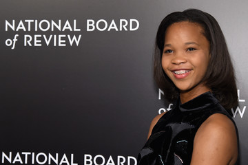 Quvenzhane Wallis 2016 National Board Of Review Gala