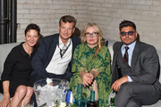 """RBC Hosted """"My Zoe"""" Cocktail Party At RBC House Toronto Film Festival 2019 on September 07, 2019 in Toronto, Canada."""