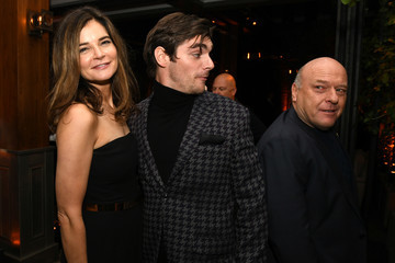 RJ Mitte Dean Norris Premiere Of Netflix's 'El Camino: A Breaking Bad Movie' - After Party