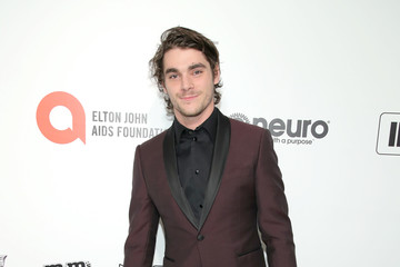 RJ Mitte 28th Annual Elton John AIDS Foundation Academy Awards Viewing Party Sponsored By IMDb, Neuro Drinks And Walmart - Arrivals