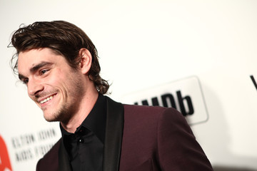 RJ Mitte IMDb LIVE Presented By M&M'S At The Elton John AIDS Foundation Academy Awards Viewing Party