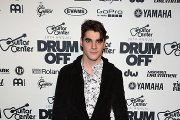 RJ Mitte Guitar Center's 28th Annual Drum-Off Finals Event