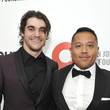 RJ Mitte Neuro Brands Presenting Sponsor At The Elton John AIDS Foundation's Academy Awards Viewing Party