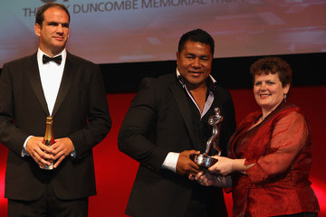 Freddie Tuilagi RPA Computacenter Rugby Players Awards 2011