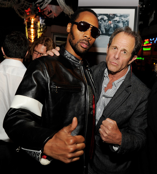 "RZA Pictures - Premiere Of Universal Pictures' ""The Thing ..."