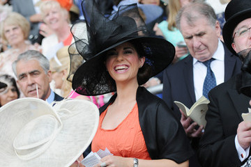 Race goers Ladies Day at the Royal Ascot Racecourse — Part 12