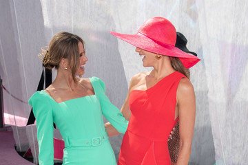 Rachael Finch Celebrities Attend 2019 Melbourne Cup Day