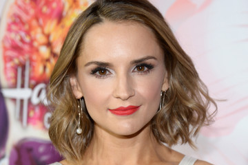 Rachael Leigh Cook Hallmark Channel and Hallmark Movies and Mysteries Winter 2018 TCA Press Tour - Red Carpet