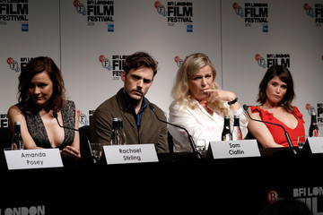 Rachael Stirling 'Their Finest' - Press Conference - 60th BFI London Film Festival