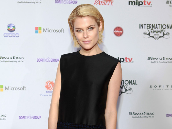 Rachael Taylor Actress Rachael Taylor attends the 40th International Emmy Awards on November 19, 2012 in New York City.