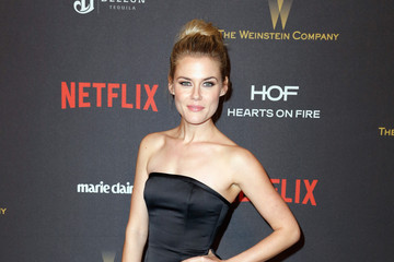Rachael Taylor 2016 Weinstein Company And Netflix Golden Globes After Party - Arrivals