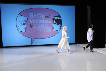 Rachel Antonoff Betty and Veronica by Rachel Antonoff - Presentation - September 2016 - New York Fashion Week