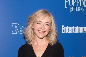 Rachel Bay Jones The Cinema Society's Screening Of 'Mary Poppins Returns' Co-Hosted By Lindt Chocolate