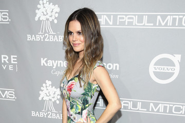 Rachel Bilson Fifth Annual Baby2Baby Gala, Presented by John Paul Mitchell Systems - Red Carpet