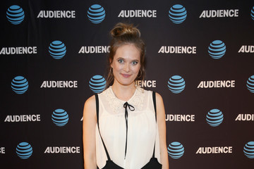 Rachel Blanchard AT&T AUDIENCE Network Presents at 2017 Winter TCA