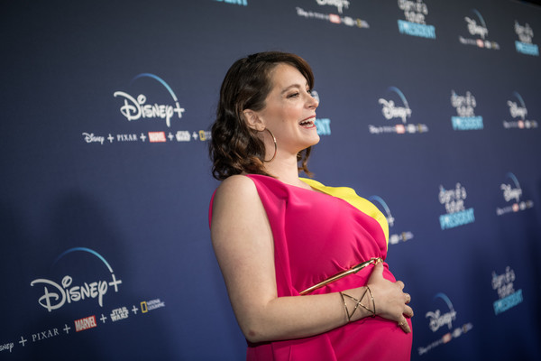 """Premiere Of Disney +'s """"Diary Of A Future President"""" - Red Carpet [diary of a future,red carpet,event,president,rachel bloom,arclight cinemas,california,hollywood,disney,premiere,premiere,diary of a future president,rachel bloom,arclight cinemas,photography,television,hollywood,image,celebzz]"""