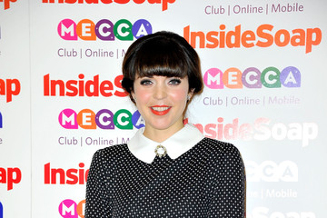 Rachel Bright Arrivals at the Inside Soap Awards