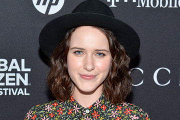 Rachel Brosnahan 2017 Global Citizen Festival: For Freedom. For Justice. For All. - VIP Lounge