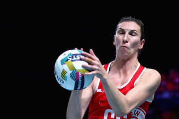Rachel Dunn Fast5 World Series Netball