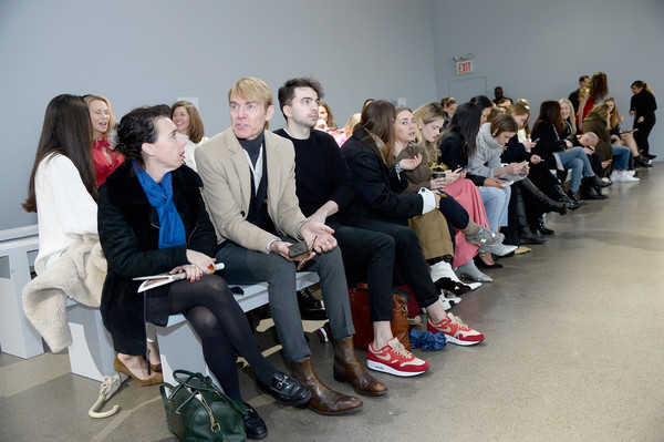 Hellessy - Front Row - February 2019 - New York Fashion Week: The Shows