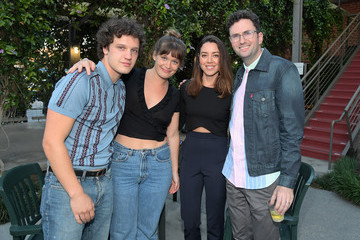 Rachel Keller Special Screening Of The Netflix Film 'Alex Strangelove' At The Los Angeles LBGT Center