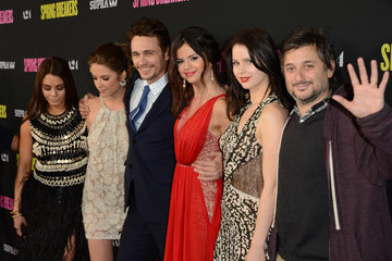 Rachel Korine 'Spring Breakers' Premieres in Hollywood 3