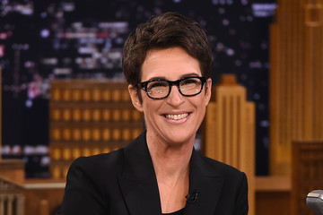 Rachel Maddow Rachel Maddow Visits 'The Tonight Show Starring Jimmy Fallon'
