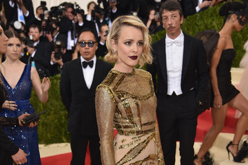 Rachel McAdams 'Manus x Machina: Fashion In An Age of Technology' Costume Institute Gala - Arrivals